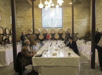 Tasting Bordeaux 2012