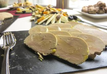 All the foie gras you can eat - and more